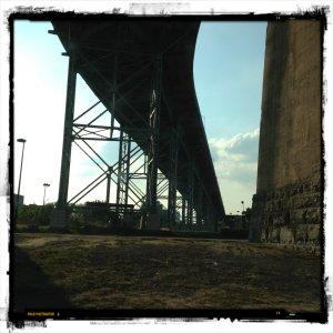 Pont Jacques-Cartier à Montréal