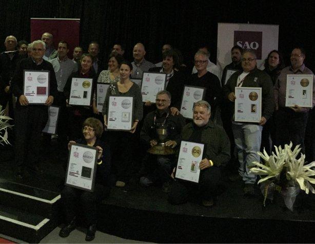 Lauréats 2015